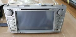 Toyota Camry acv40 7inch display stereo