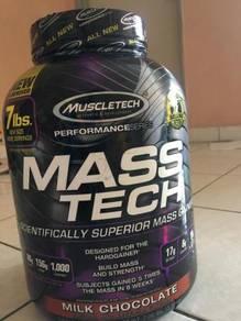 MuscleTech Mass Tech Susu Protein