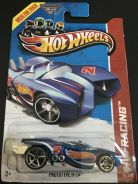 Hot Wheels PROTOTYPE H-24 2013 Treasure Hunt Serie