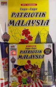 VCD Lagu-lagu Patriotik Malaysia MTV Karaoke VCD