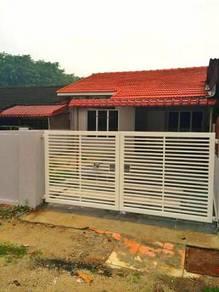 Single Storey Terrace Seksyen 10 Shah Alam Jual Bawah Market Value