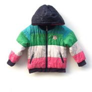Paul Frank Multicolour Puffer jacket