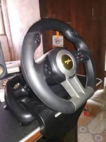 Pxn driving wheel.baru lagi.