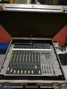 Phonic mixer serta rack case