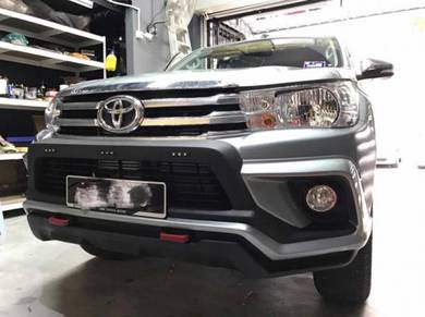 Toyota hilux revo Rbs bodykit with paint body kit