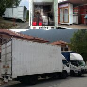 Pro Movers Lori Sewa Pindah Rumah Murah 135 Tan