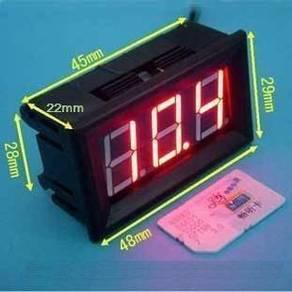 Digital LED Voltmeter(DC 3.2~30V)-JB