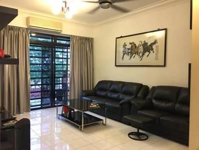Full Loan> Nusa Perdana Condominium Nusajaya Nearby Iskandar Puteri