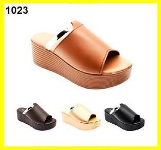 Women Flat High Wedges Sandals