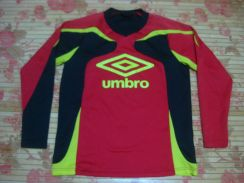UMBRO Jersey LS for kids size XS
