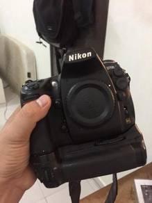 Nikon D700 - Full Frame
