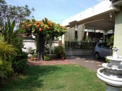 BM Berapit Single storey Bungalow house for sales