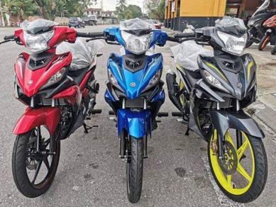Yamaha lc135 v6 new 2019