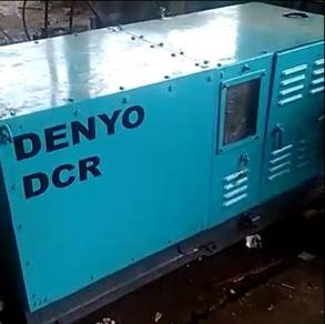Japan Imported Denyo DCR10 Welding Set