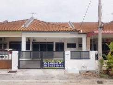 Single Storey Terrace House Pengkalan