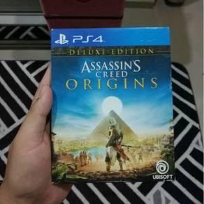 Assassin creed origin deluxe edition