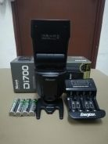 Speedlight Nissin Di700 (For Nikon)