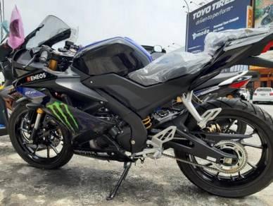 Yamaha r15 monster baru 2019