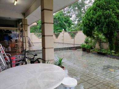 Skudai 2 Storey Corner House Jalan Perkasa Tun Aminah Fully Renovated