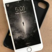 Iphone 6s 128 silver