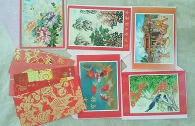 Angpows & Cards