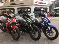 Honda RS150 NEW COLOR (Free Apply)