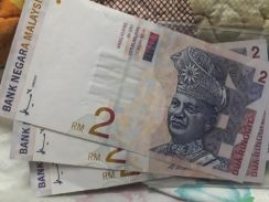 Old Malaysia ringgit for sell