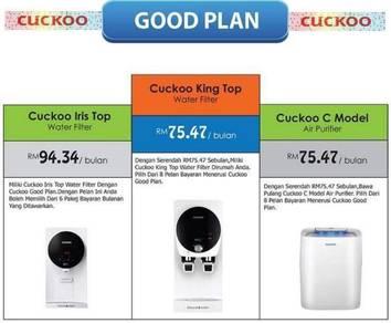 CUCKOO Penapis Air Water Filter Bentong