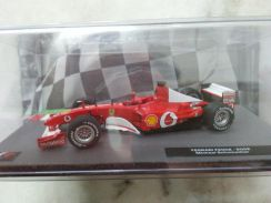 F1 F2000 Michael Schumarer