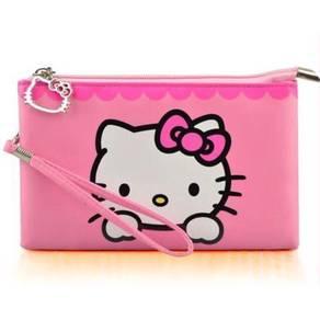 Bag Hello Kitty Wallet Make up Bag Coin Bag