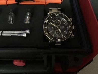 Oris Diver Watch Automatic Titanium