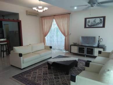 Leisure farm resort 2 storey house full loan, cash back full furnished