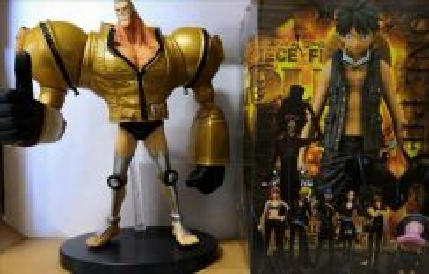 One Piece Golden Film Figure Art