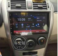 Toyota Altis Android Player