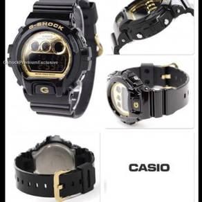 [Gunuine] Exclusive GShock DW6900CB-1 Black Gold