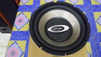 Speaker Subwoofer 10 inci Kipus