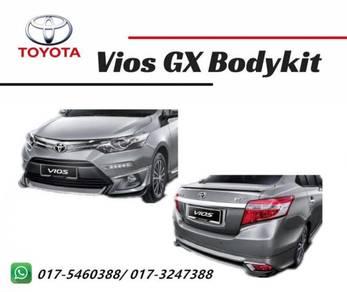 Toyota Vios GX Bodykit with paint