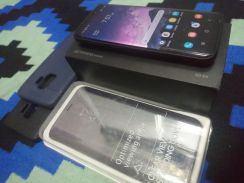 Samsung Galaxy S9 SME 64GB Fullset   Accessories