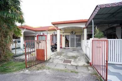 Single Storey Terrace House Taman Sri Rantau Rantau Panjang