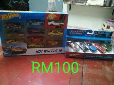 Hot Wheel's Lot 3