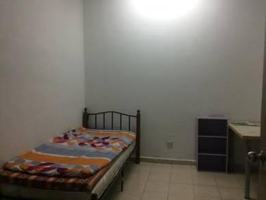 Bilik medium mentari court bandar sunway,pj(fully furnished)