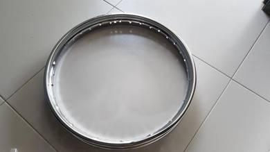 Chrome Rim Siam Goshi 17x1.60-1.4
