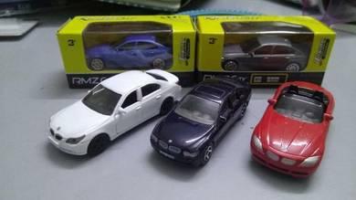 1/64 BMW LOT car model diecast