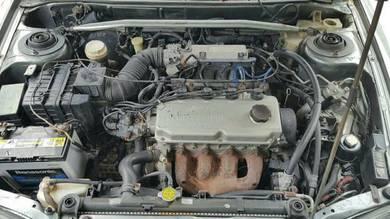Enjin 4g92 Complete