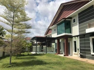 CORNER LOT Double Storey Zeta Park Taman Bukit Citra Pajam