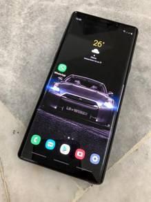 Samsung Galaxy Note 9 accept trade in or swap