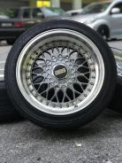 Bbs rs 16 inch sports rim persona tyre 70%