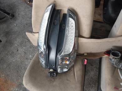Myvi icon parts tail lamp