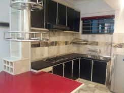 Ria apartment sea view mid floor full furnish with kitchen
