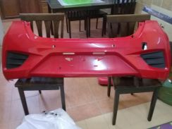 Bumper rear myvi